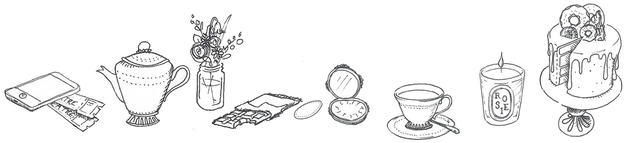 illustrations-rosie