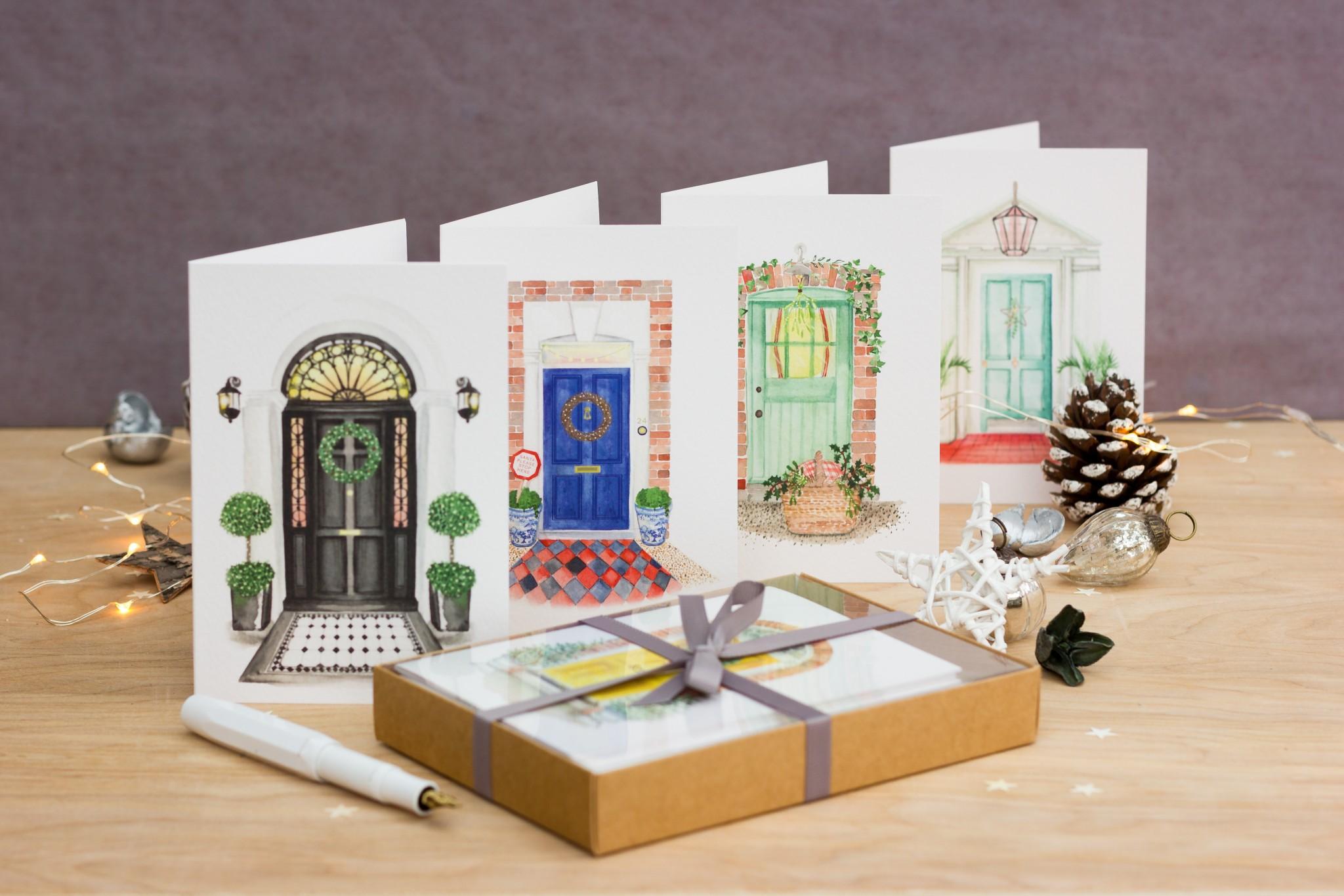 christmas card collection Farwood Photography