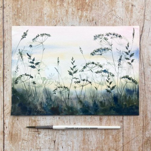 Cow Parsley Meadow